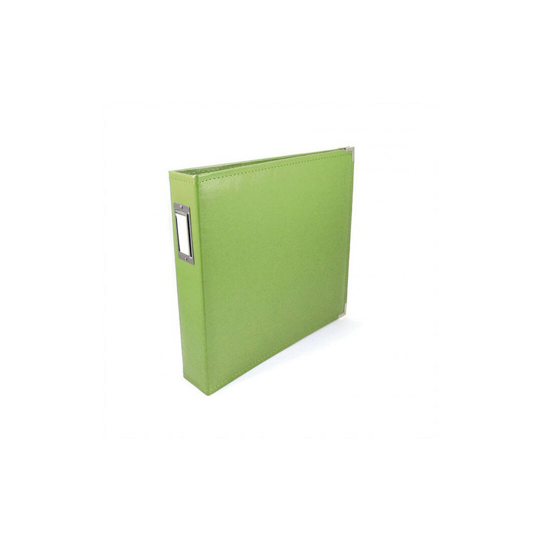 Scrapbook Album 12 x 12 - Kiwi