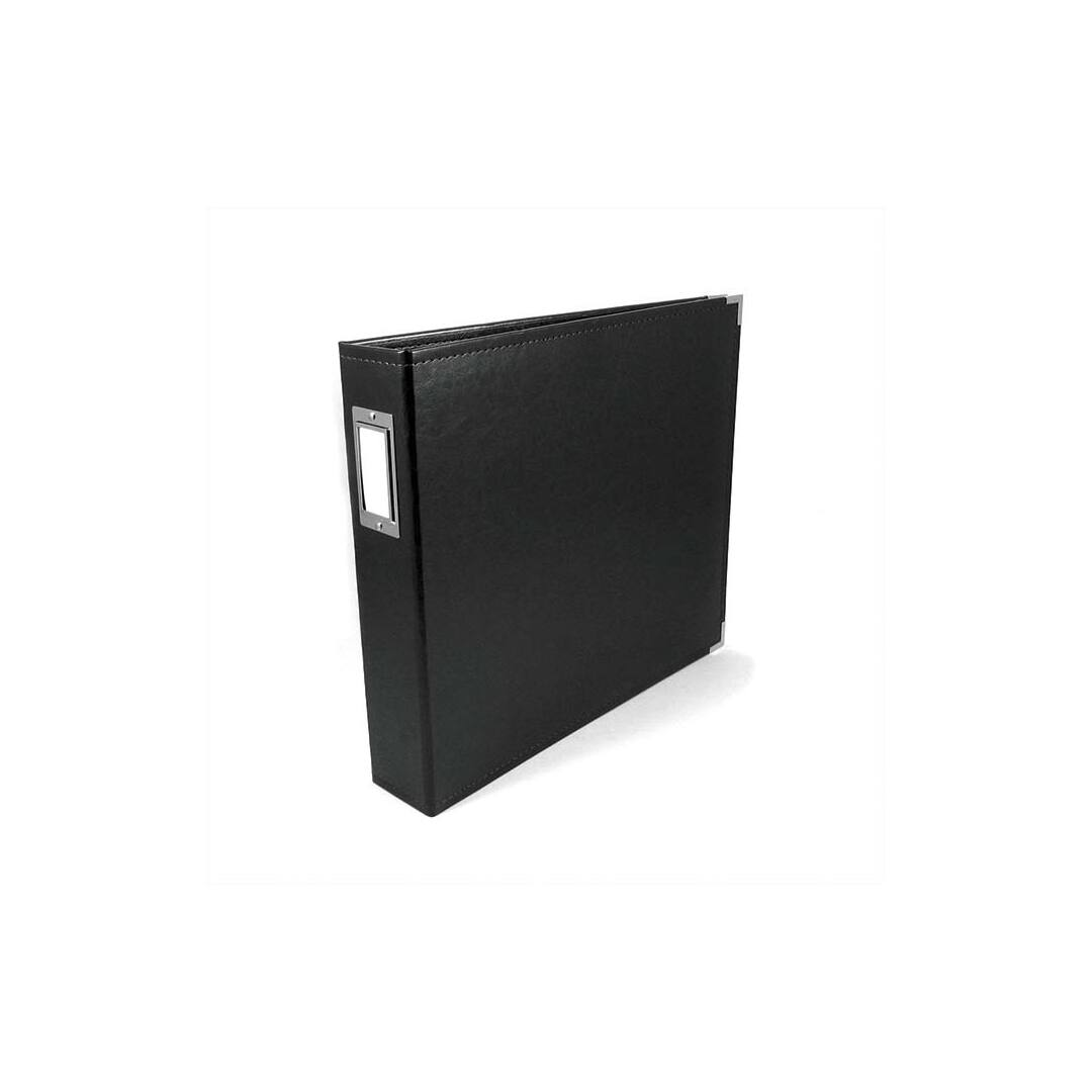 Scrapbook Album 12 x 12 - Black