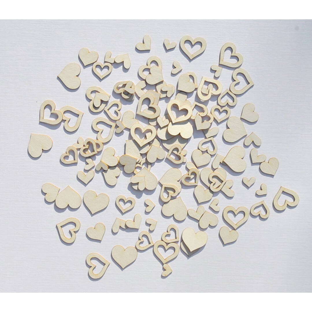 Chipboard MINI | Szívek 2