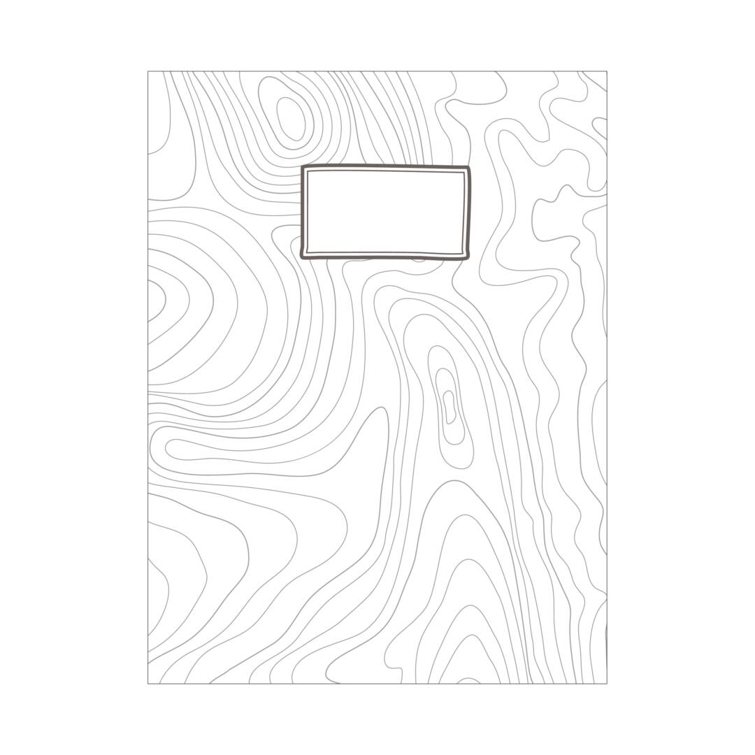 ÚT - KitKlub™ - Füzet 6x8 inch