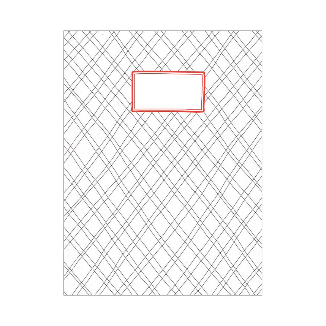 HŰ - KitKlub™ - Füzet 6x8 inch