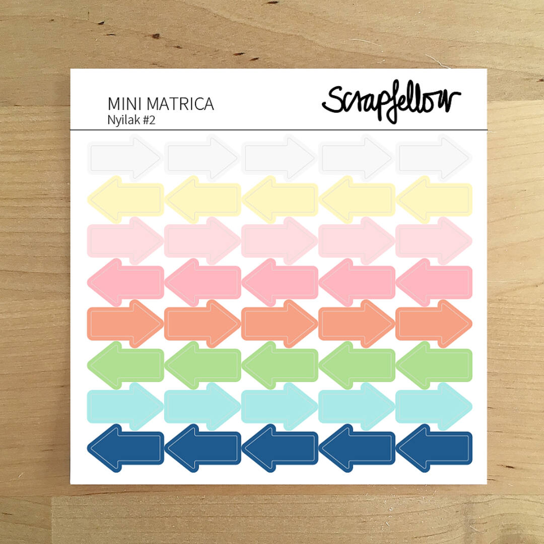 Nyilak #2 - Mini Matrica