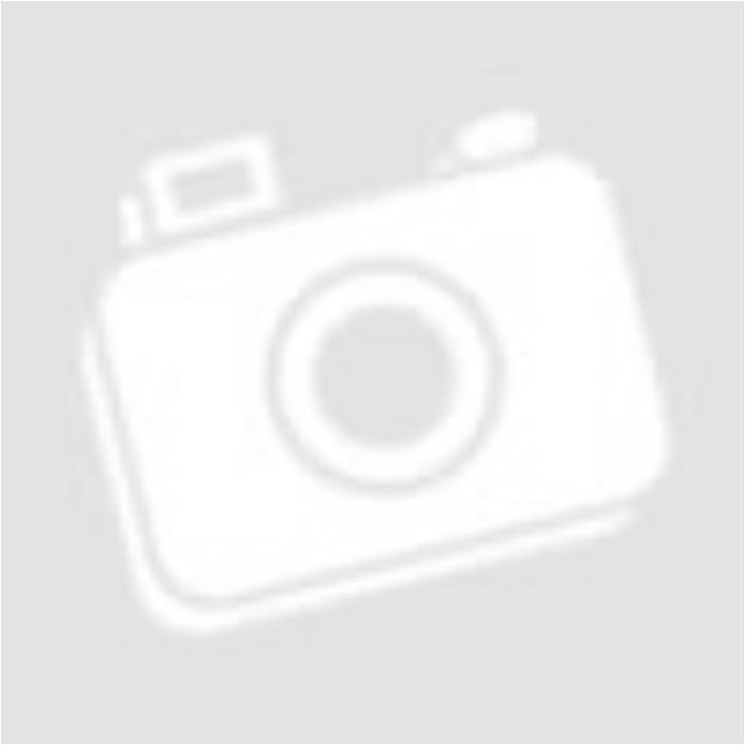 Pozitív-Negatív írógép font - SZÁMOK (narancs)   Mini Matrica
