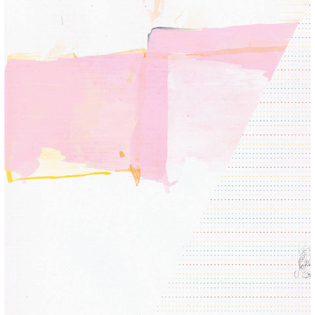 Get Messy - 12x12 scrapbook papír