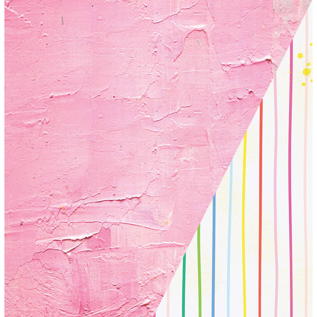 On the wall - 12x12 scrapbook papír