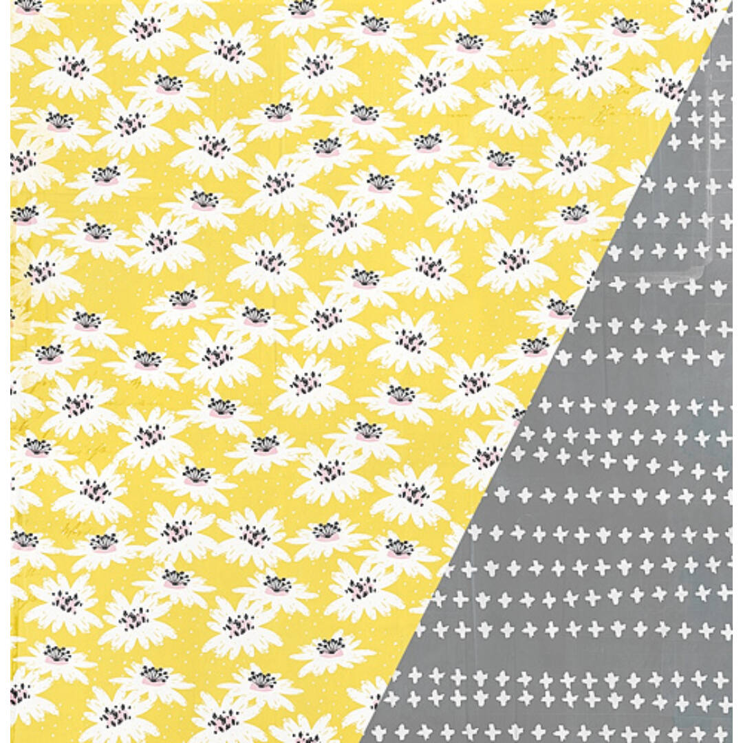 Good Vibes - 12x12 scrapbook papír
