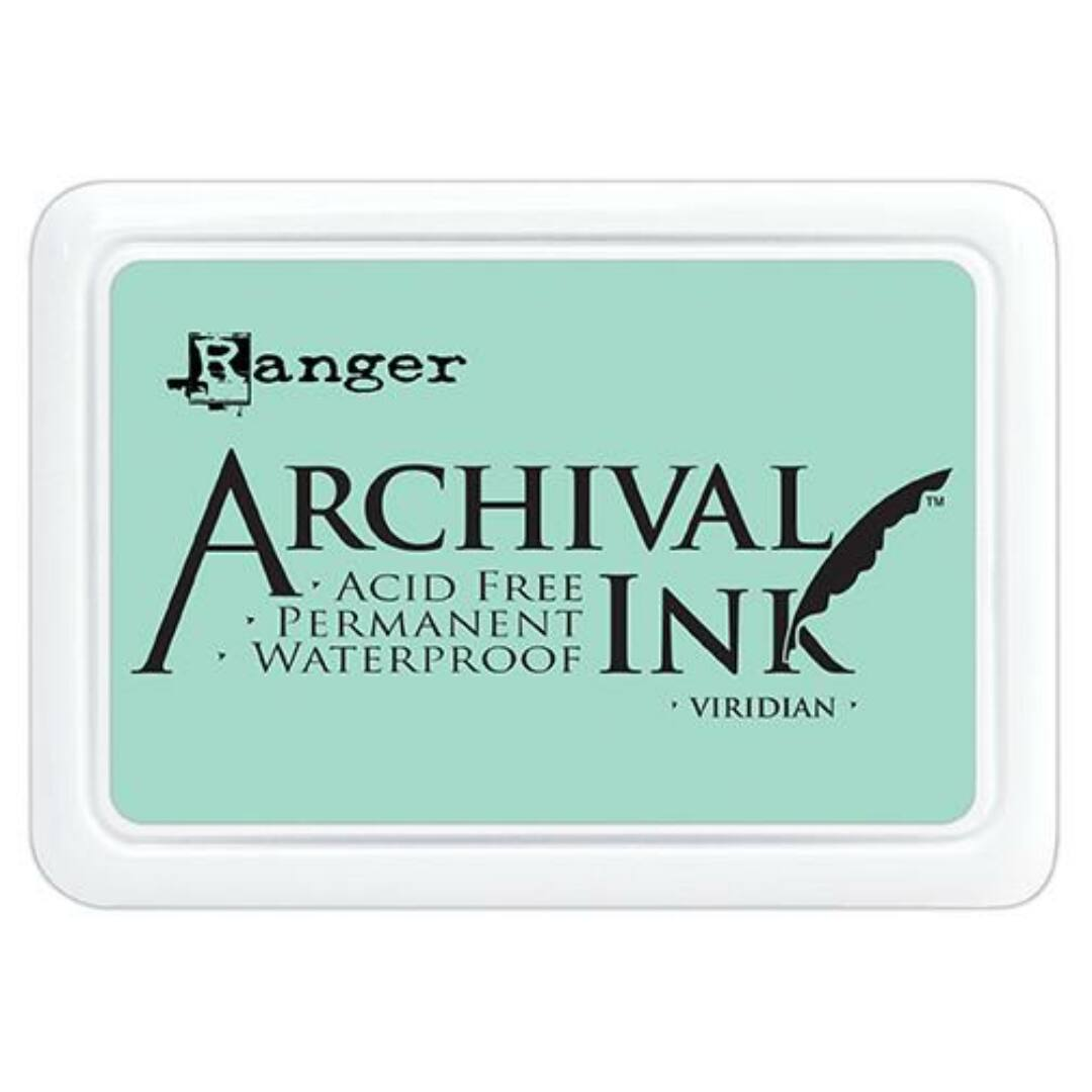 Archival Ink - Viridian