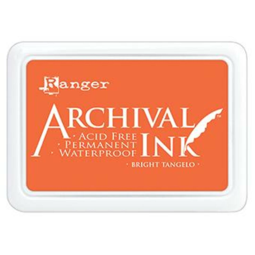 Archival Ink - Bright Tangelo