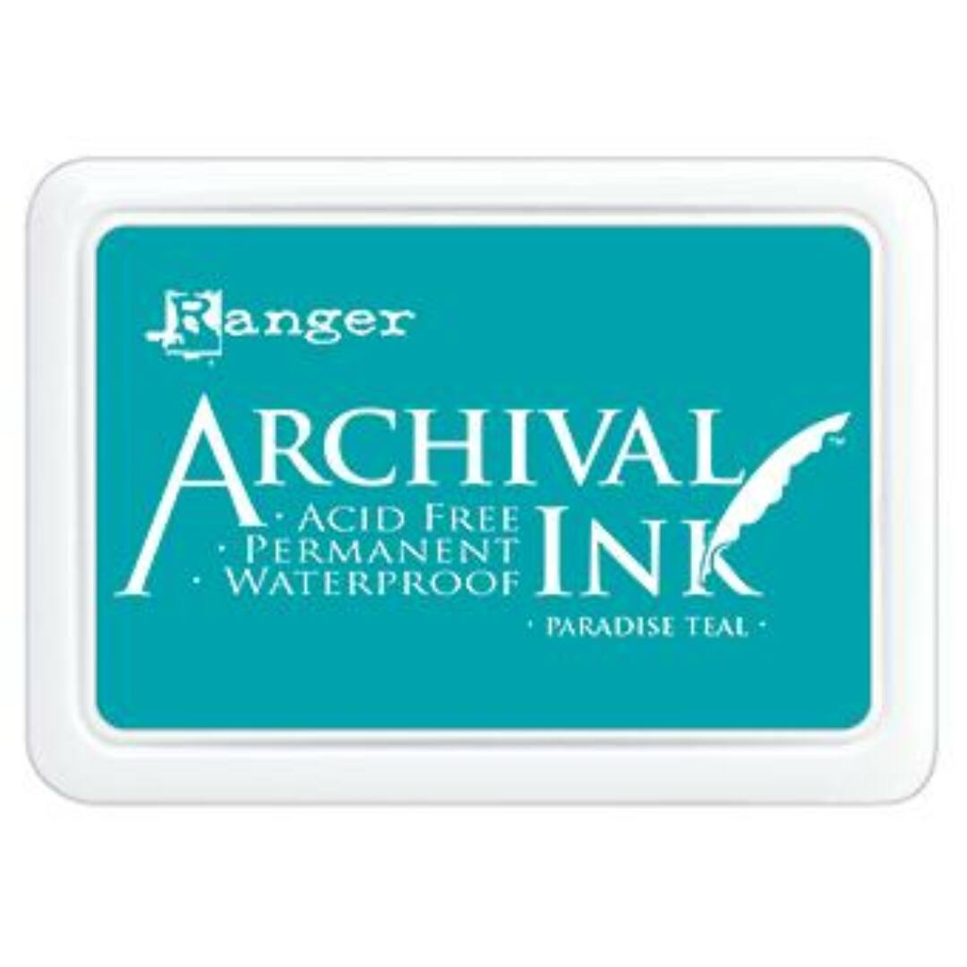 Archival Ink - Paradise Teal