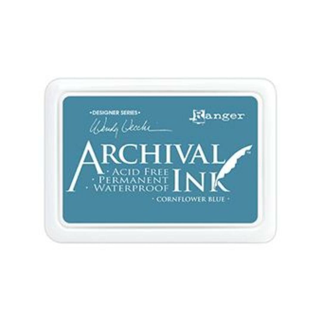 Archival Ink - Cornflower Blue
