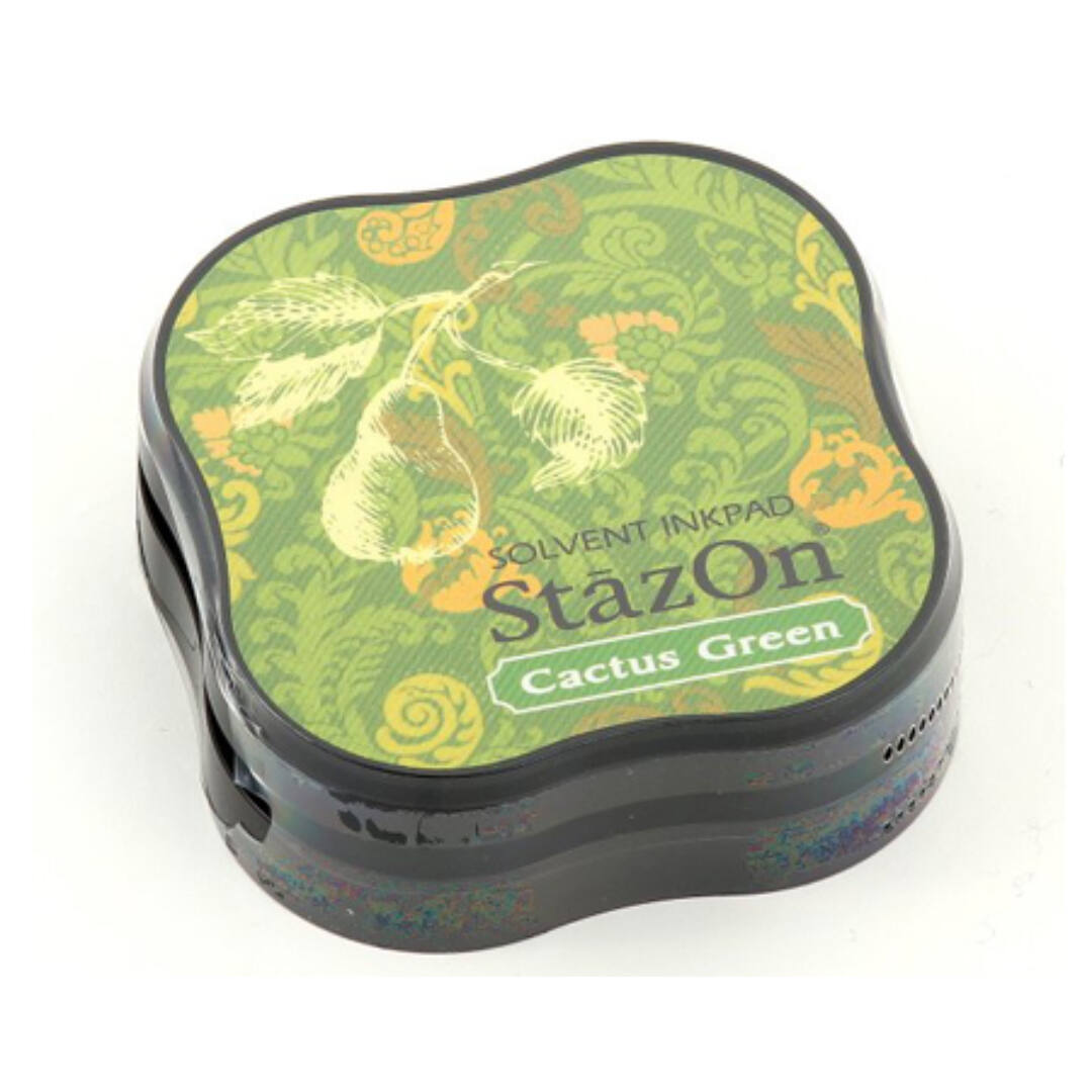 StazOn midi - Cactus Green