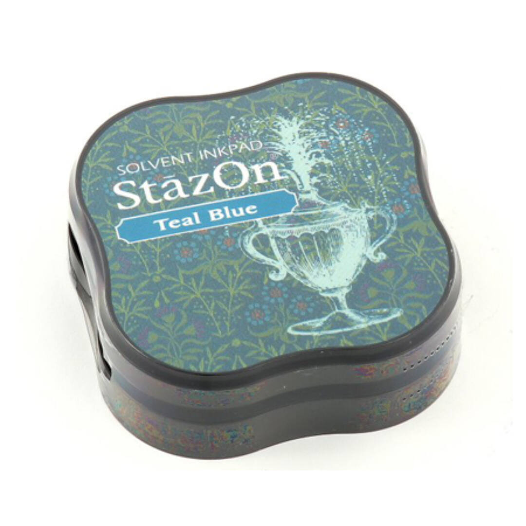 StazOn midi - Teal Blue