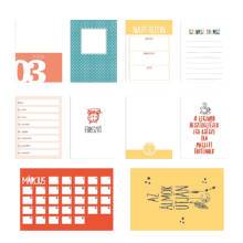 Dokumentáló kártyák - Hello március