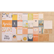 Dokumentáló kártyák - április